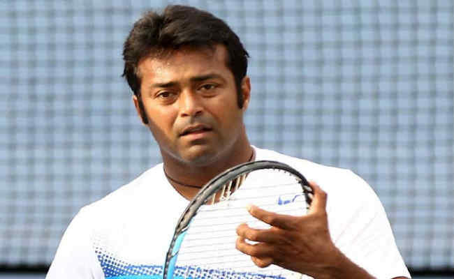 Leander Paes hints at taking promotion from tennis