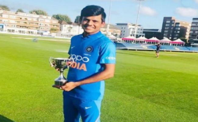 school van driver son under 19 world cup cricket team captain